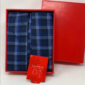 Other - Men's 2 pc Sleep Set New In Box 📦 Sz Large